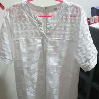 UNICA HIJA White dress
