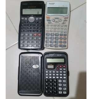 Scientific Calculators for Sale!