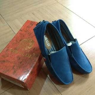 Giraldi Men's Driving Shoes Size 9