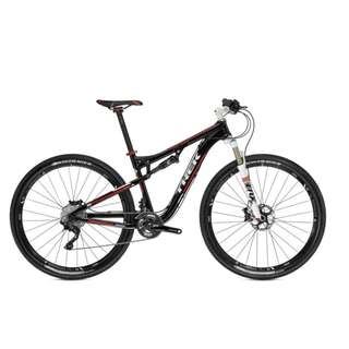 "Trek Superfly 100 AL PRO 29er 15.5"" Black/Viper Red Bicycle  -- 50% DISCOUNT"