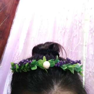 Flowery Crown