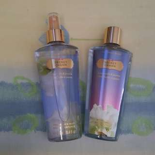 Victoria Secret Fragrance Mist & Body Wash Set