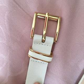 White Belt - H&M