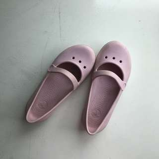 Flat Shoes Crocs