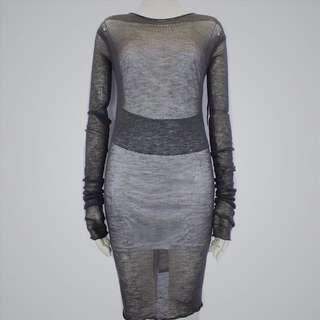 Rick Owens Cashmere Dress