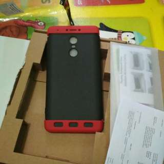 Casing Xiomi Redmi Note 4X 5,5 inchi