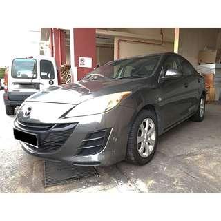 Mazda 3 Sedan Auto 1.6