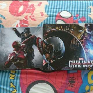 The Art of Marvel Civil War Slipcase Edition