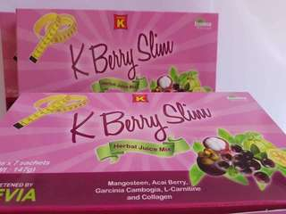 K berry slimming juice