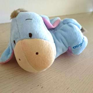 Eeyore soft toy (Pooh and friends)