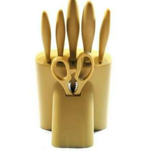 Slique knife set free shipping