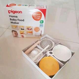 Food maker baby