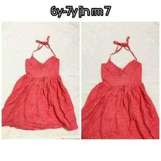 Dress 6y-7y