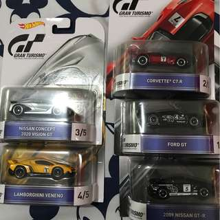 Hot wheels gran turismo 2300