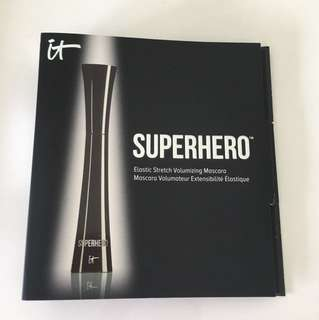 IT Cosmetics Superhero Volumizing Mascara