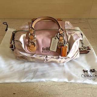 Pre-loved Original Coach Handbag