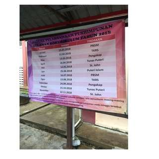 Banner and Bunting Express Printing High
