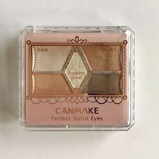 Canmake Perfect Stylist Eyes eyeshadow #16