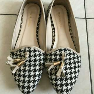 Preloved Flat shoes marie claire