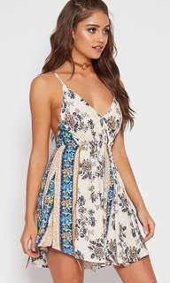 Pop cherry Indiana Dress