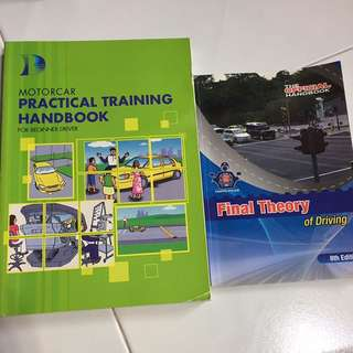 Driving Books (Final Theory, Practical) 8th Edition