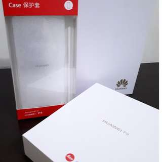 Huawei P9 Box and Accessories USB Type C