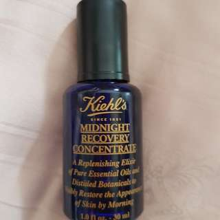 Kiehls Midnight Recovery Concentrate Recovery oil
