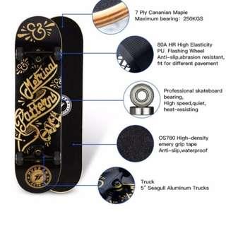 Huoban  Skateboard