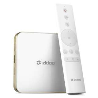 Zidoo H6 Pro Plus 4k HDR DDR4 HDR10 TV Box