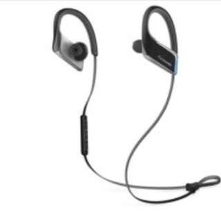 全新Panasonic 藍牙無線運動耳機 (RP-BTS50)