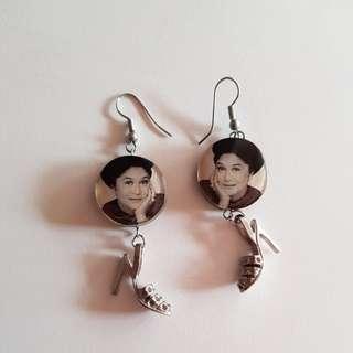 Vintage Imelda earrings
