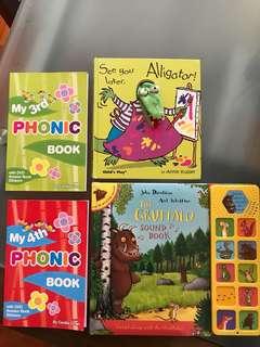 Children book 兒童書