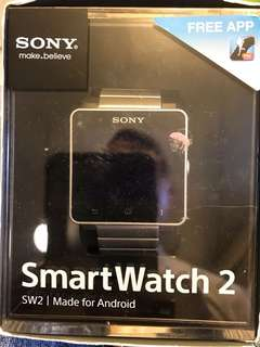 SONY Smart Watch2