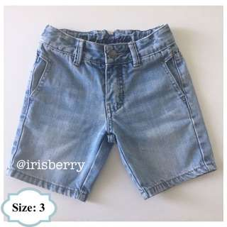 Padini Authentic Denim Short Pants