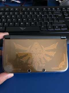 Selling my Limited Edition Nintendo3DS XL