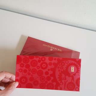 Hour Glass Red Packets