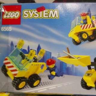Lego sysiem 6565
