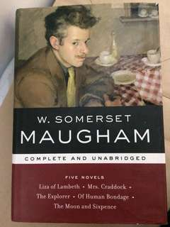 W. Sumerset Maugham