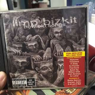 Limp Bizkit - New Old Song Album