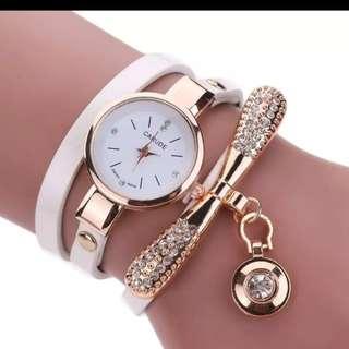 Women's fashion accessories cum watch