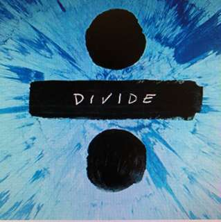 Ed Sheeran: Divide Deluxe Edition