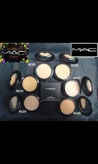 Authentic M.A.C Studio Fix Powder Plus Foundation