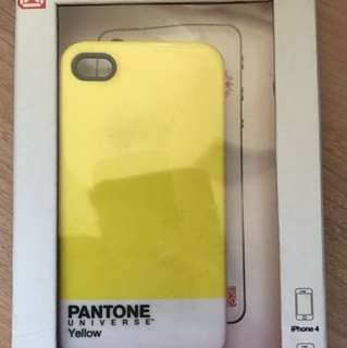 Pantone iPhone 4 case