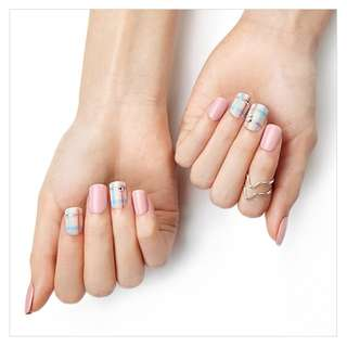 [OOS] 1-Sec Press on Nails