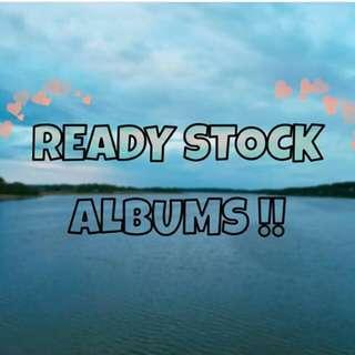 READYSTOCK ALBUM