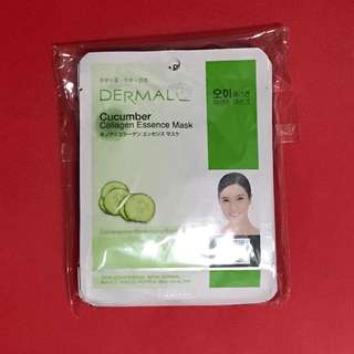 Collagen Essence Face Mask from South Korea