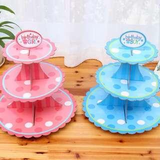 Party Dessert Stand