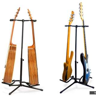 Tone Masters Double Vertical Guitar Stand J-32