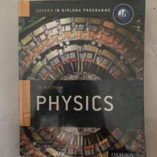 IBDP Physics Textbook