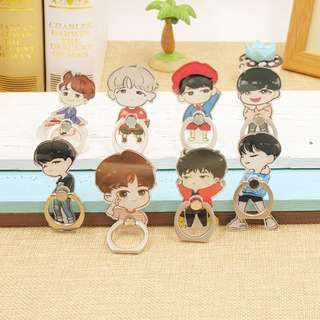 BTS Ring Holder Kickstand